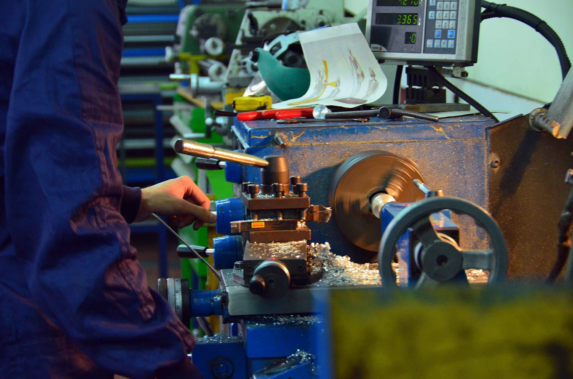 Fabricación mecánica
